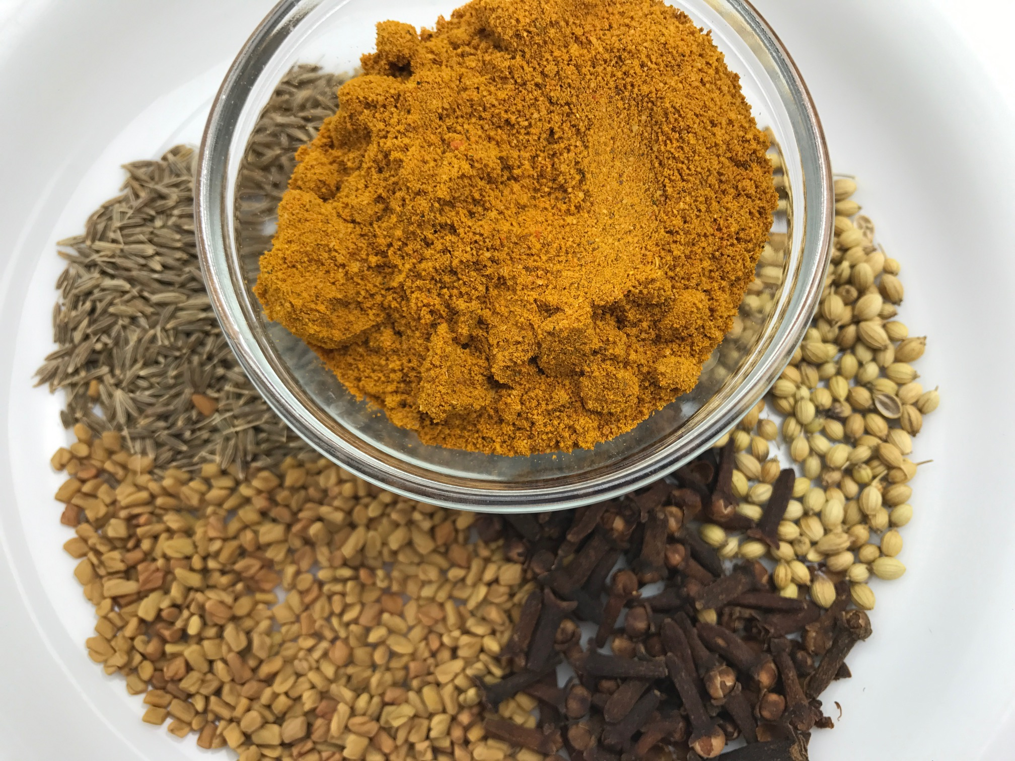 Homemade Curry Spice Powder – Veggiecurean
