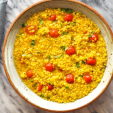 Yellow Lentil Indian Style