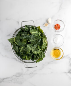 Kale and Sweet Potato Salad Recipe