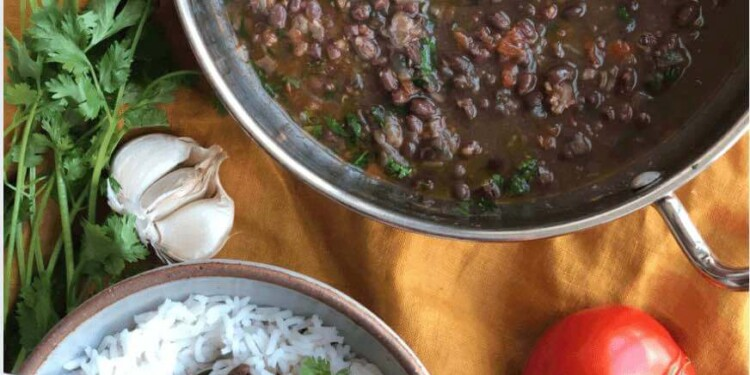 Curried Adzuki Beans Recipe + How to Cook (Stovetop and Instant Pot)