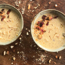 Vegan Kheer: Indian Rice Pudding Recipe