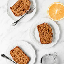 Healthy & Delicious Orange Cake Recipe with Coconut