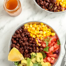 Vegan Chipotle Bowl Recipe